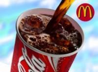 McDonalds Coke