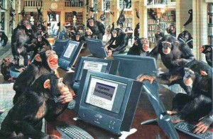 Monkeys-on-Typewriters